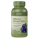 허브 플러스 빌베리 엑스트라 60MG (100정), GNC Herbal Plus Bilberry Exract 60MG 100 Capsules