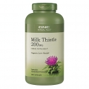 허브 밀크시슬 200MG (300정), GNC Herbal Plus Standardized Milk Thistle 200MG 300Capsules