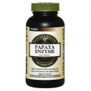 파파야 엔자임 (600정), GNC Natural Brand Papaya Enzyme 600 chewable tablets