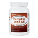호박씨 오일 1000mg (100정), GNC Pumpkin Seed Oil 1000mg 100Softgel