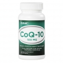 코큐텐 100mg (60정),GNC CoQ-10 100mg 60 softgels