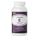 비타민 E 1000IU (60정), GNC Vitamin E 1000 IU 60 softgels