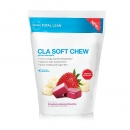 토탈린 CLA 소프트 츄 (60츄), GNC Total Lean CLA Soft Chew - Strawberry-Banana Smoothie 60 Sugar-Free Soft