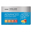 토탈린 어드벤스드 프로틴 바 (8바), GNC Total Lean Advanced Advanced Protein Bar - Chocolate Chip Cookie Dough 8 b
