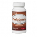 멜라토닌 1mg 체리 (60정), GNC Melatonin 1 mg - Cherry 60 Vegetarian Lozenges