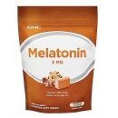 멜라토닌 3MG (60츄어블), GNC Melatonin 3 MG - Chocolate Chip Cookie Dough 60 Soft Chews