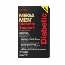 메가맨 당뇨지원 (90정), GNC Mega Men Diabetic Support 90Caplets