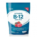 비타민 B12 소프트 츄 딸기 (60정), GNC Vitamin B-12 Soft Chews 60 Soft Chews