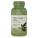 허브 플러스 올리브 잎 500mg (100정), GNC Herbal Plus Olive Leaf 500 mg 100 Capsules