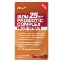 유산균 컴플렉스 CFUs 25 멀티 스트레인 (30정), GNC Ultra 25 Billion CFUs Probiotic Complex Multi Strain 30 Vegetari