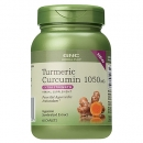 허브 플러스 투메릭 커큐민 1050MG (60정), GNC Herbal Plus Turmeric Curcumin 1050 MG Extra Strength 60 Caplets