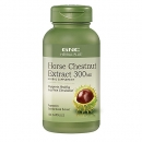 허브 플러스 칠엽수 엑스트라 300mg (100정), GNC Herbal Plus Horse Chestnut Extract 300mg 100 Capsules