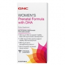 임산부 종합영양제 & DHA (90정), GNC Women′s Prenatal Formula with DHA 90 softgels