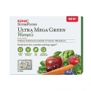 여성용 울트라 메가 그린 비타팩 (30팩), GNC SuperFoods Ultra Mega Green Women′s Vitapak 30 Packs