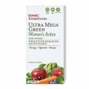 여성용 울트라 메가 그린 엑티브 (60정), GNC SuperFoods Ultra Mega Green Women′s Active 60 Caplets
