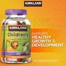 커크랜드 어린이 츄어블 종합영양제 (320정), Kirkland Signature Children′s Complete Multivitamin 320Gummies
