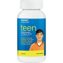 청소년 종합영양제 (120정), GNC milestones Teen Multivitamin For Boys 12-17 120 Caplets