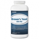맥주 효모 500mg (500정), GNC Brewer′s Yeast 500mg 500 Tablets