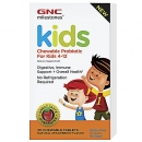 어린이 츄어블 유산균 (30정), GNC milestones Kids Chewable Probiotic For Kids 4-12 30 chewable tablets